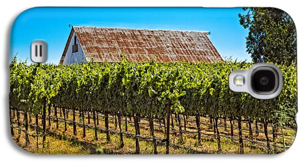 Vines And Barn Galaxy S4 Case