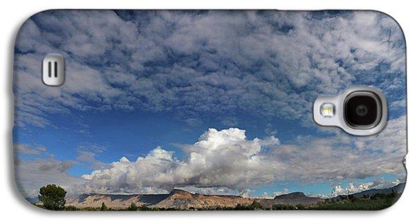 Vineyard Galaxy S4 Case by Jerry LoFaro