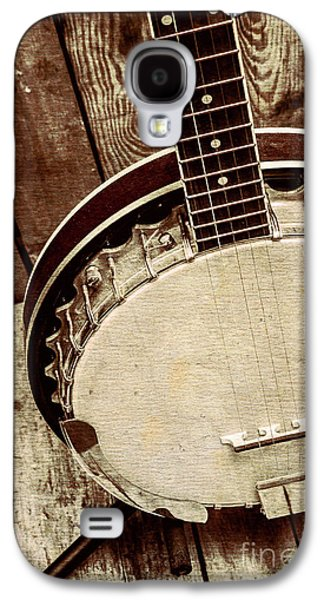 Vintage Banjo Barn Dance Galaxy S4 Case