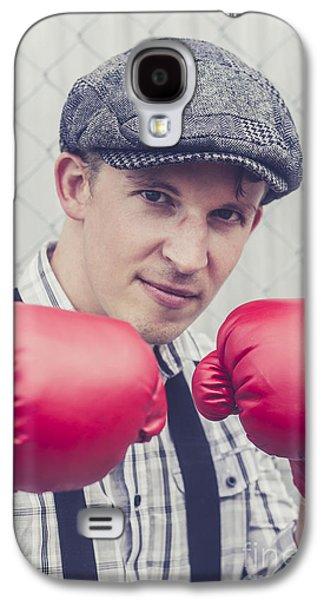 Vintage Boxers Galaxy S4 Case