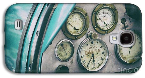 Vintage Bugatti Instruments Galaxy S4 Case by Tim Gainey