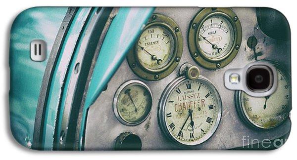 Vintage Bugatti Instruments Galaxy S4 Case