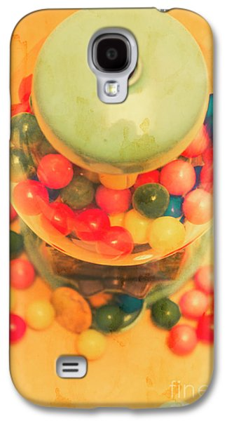 Vintage Candy Machine Galaxy S4 Case by Jorgo Photography - Wall Art Gallery