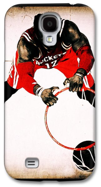 Vintage Dwight Howard Galaxy S4 Case by Brian Reaves