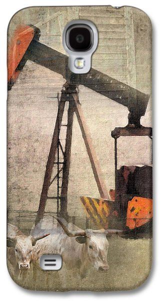 Old House Photographs Galaxy S4 Cases - Vintage Enterprise Galaxy S4 Case by Betty LaRue