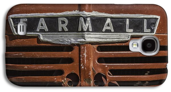 Tractors Galaxy S4 Case - Vintage Farmall Tractor by Scott Norris