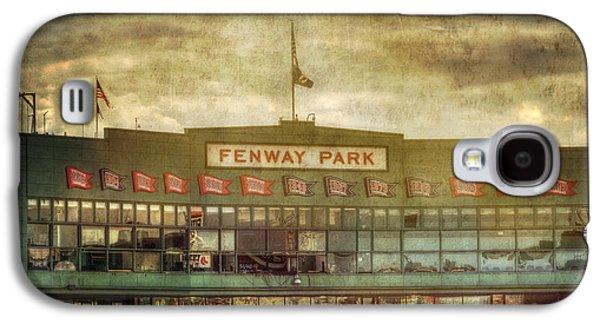 Vintage Fenway Park - Boston Galaxy S4 Case by Joann Vitali
