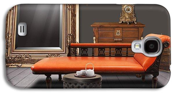 Vintage Furnitures Galaxy S4 Case