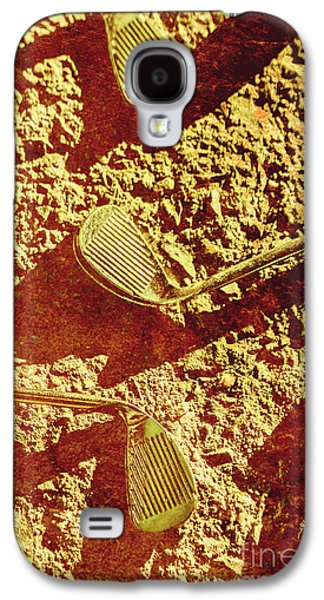Vintage Golf Irons Galaxy S4 Case