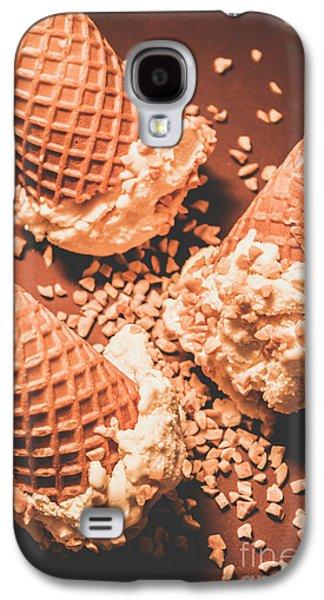 Studio Galaxy S4 Case - Vintage Ice Cream Shop Art by Jorgo Photography - Wall Art Gallery