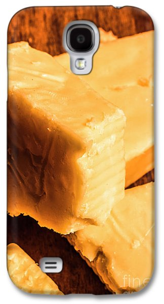 Vintage Italian Cheeses Galaxy S4 Case by Jorgo Photography - Wall Art Gallery