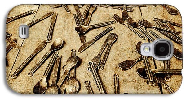 Vintage Kitchenware Galaxy S4 Case by Jorgo Photography - Wall Art Gallery