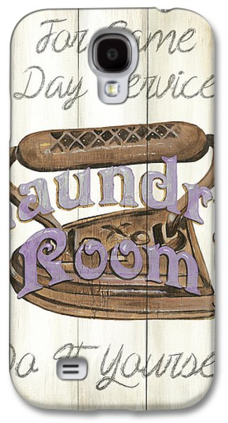 Vintage Laundry Room 1 Galaxy S4 Case