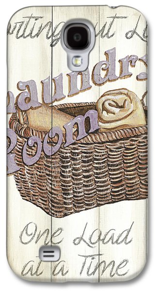 Vintage Laundry Room 2 Galaxy S4 Case