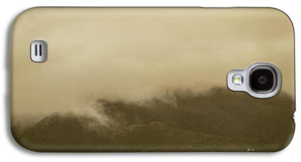 Vintage Mountains Covered By Cloud Galaxy S4 Case by Jorgo Photography - Wall Art Gallery