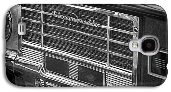 Vintage Radio B And W Galaxy S4 Case by Nick Gray