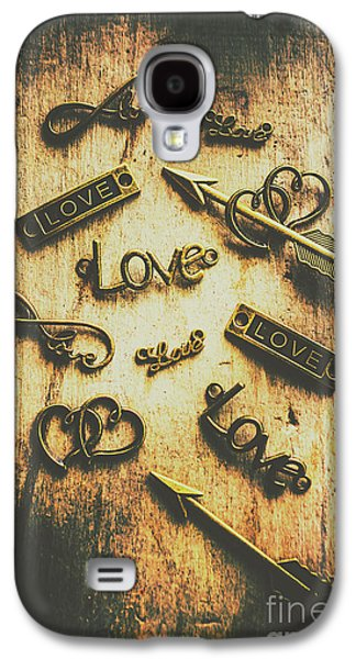 Vintage Romance Galaxy S4 Case by Jorgo Photography - Wall Art Gallery