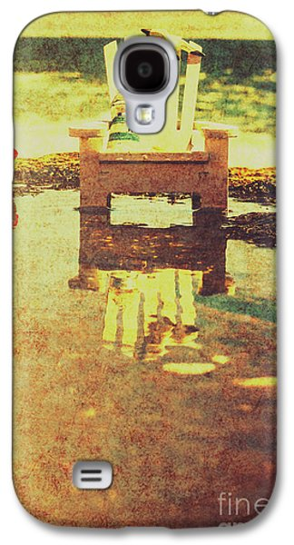Vintage Seaside Vacationing Galaxy S4 Case by Jorgo Photography - Wall Art Gallery