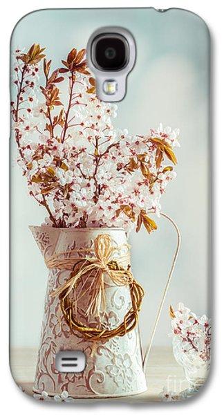 Vintage Spring Blossom Galaxy S4 Case