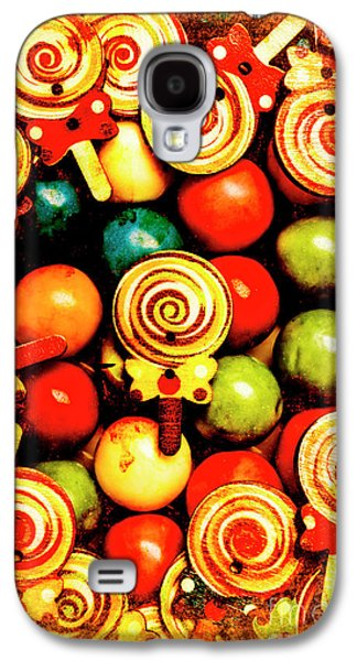 Vintage Sweets Store Galaxy S4 Case by Jorgo Photography - Wall Art Gallery