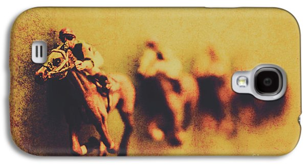 Vintage Trots Galaxy S4 Case by Jorgo Photography - Wall Art Gallery