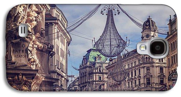 Vintage Vienna Galaxy S4 Case