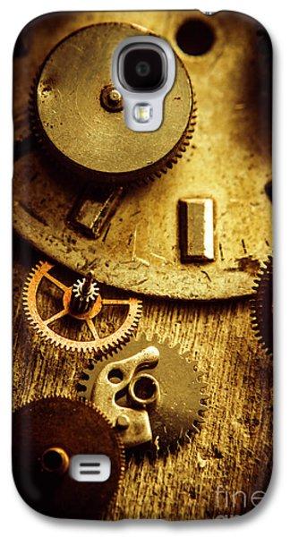 Vintage Watch Parts Galaxy S4 Case