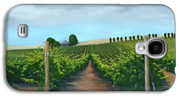 Vintners Winery Galaxy S4 Case