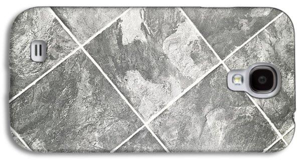 Viny Tiles Galaxy S4 Case by Tom Gowanlock