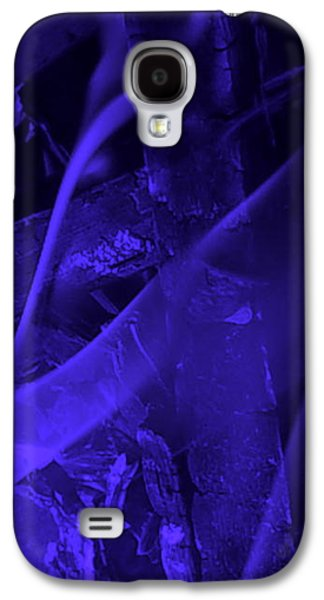 Galaxy S4 Case - Violet Shine I by Orphelia Aristal