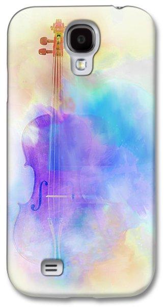 Violin Galaxy S4 Case
