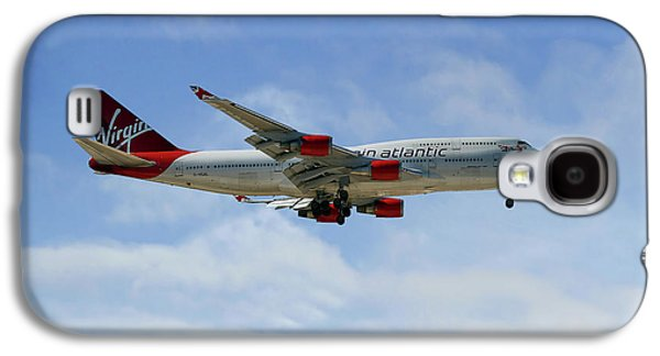Virgin Atlantic Boeing 747-443 Galaxy S4 Case