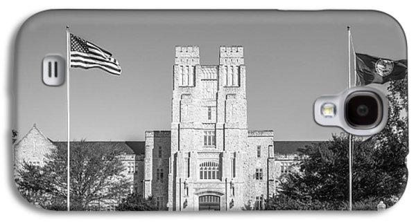 Virginia Tech Burress Hall Galaxy S4 Case by University Icons