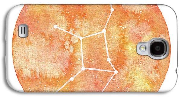 Virgo Galaxy S4 Case by Stephie Jones