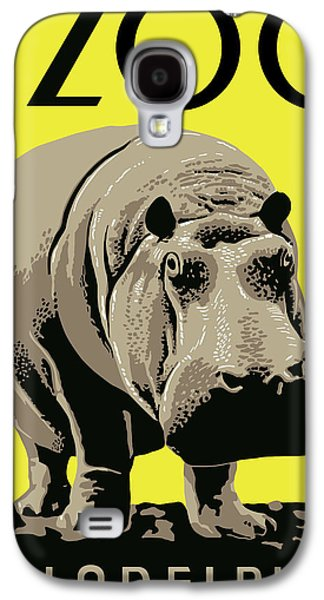 Visit The Zoo Galaxy S4 Case
