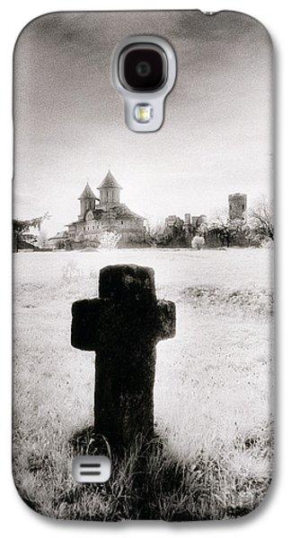 Vlad Draculas Palace Galaxy S4 Case