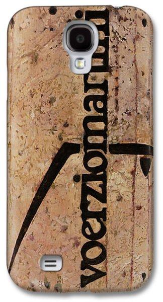 Voerzio Martini Galaxy S4 Case by Danka Weitzen