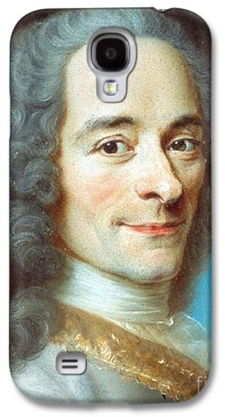 Voltaire Galaxy S4 Case by Pg Reproductions