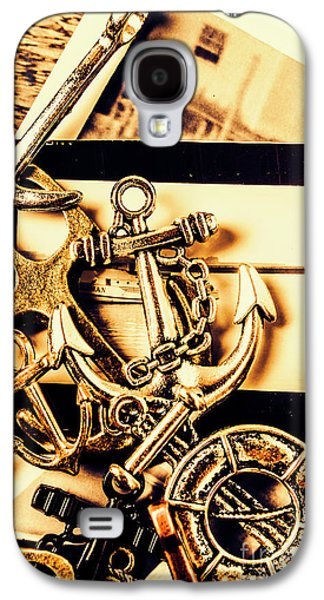 Voyage In Historical Boating Galaxy S4 Case