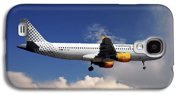 Vueling Airbus A320-214 Galaxy S4 Case
