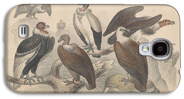 Vultures Galaxy S4 Case by Anton Oreshkin