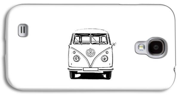 Bus  Galaxy S4 Case