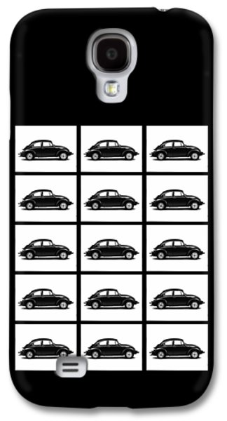 Vw Theory Of Evolution Galaxy S4 Case by Mark Rogan