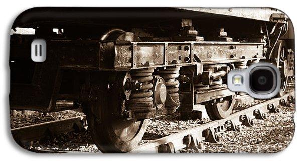 Wagon Wheels Galaxy S4 Case by Steven Sexton