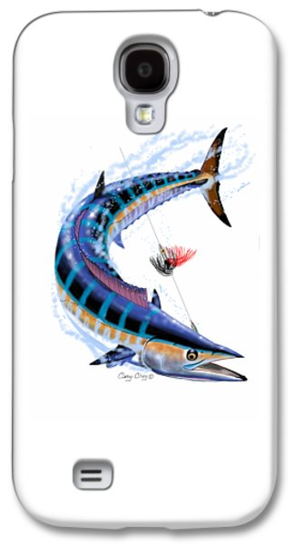 Wahoo Digital Galaxy S4 Case by Carey Chen
