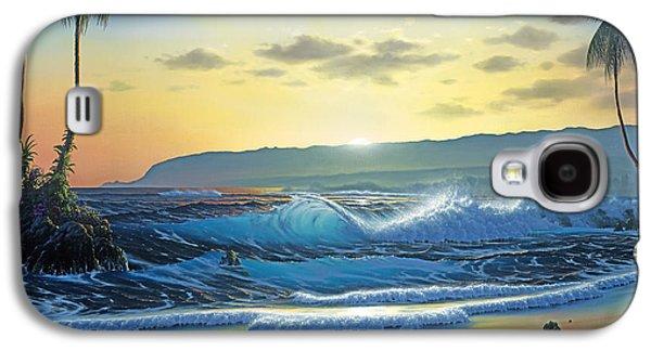 Waialua Daybreak Galaxy S4 Case