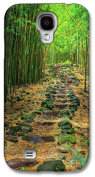 Waimoku Bamboo Forest #2 Galaxy S4 Case