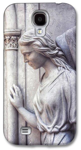 Waiting Angel In Prazeres Lisbon Galaxy S4 Case