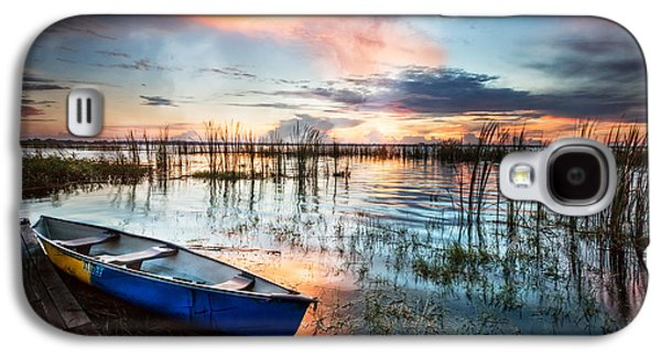 Waiting For Dawn Galaxy S4 Case by Debra and Dave Vanderlaan