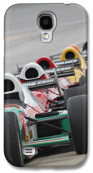 Waiting To Run Galaxy S4 Case by Lauri Novak